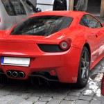Постер, плакат: Ferrari 458