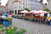 Mercado de hortalizas — Foto de Stock