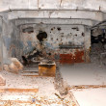 Demolition of building — Stock Photo #38147051