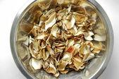 Suszone grzyby — Zdjęcie stockowe