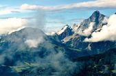 Alps nature — Stock Photo
