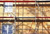 Refubrishment of building — Stock Photo
