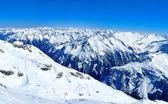 зимняя панорама — Стоковое фото