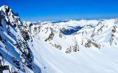 冬のパノラマ — ストック写真