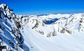 Winter panorama — Stock Photo