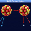 Double Electron Capture — Stock Photo #37905347