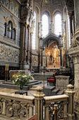Altar Basilica of Notre Dame de Fourvière — Stock Photo