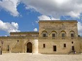 Botrugno (LE) - Salento - Palazzo Marchesale Guarini — Foto Stock