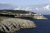 Costa salentina — Foto Stock