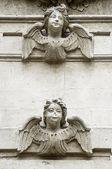 Lecce - Dettaglio del barocco — Foto Stock