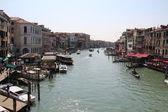 Venedig kanaler — Stockfoto
