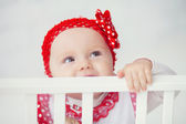Portrait baby — Stock Photo