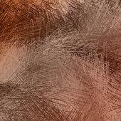Hnědé pozadí poškrábaný od tahy vzor — Stock fotografie