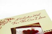 Valentine Wish — Stock Photo