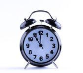 Alarm Clock with eleven o'clock — Stock Photo
