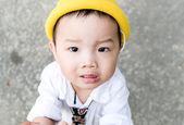 Be irritable baby — Stock Photo