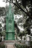 Old Cemetery Museum Prasasti in Jakarta Indonesia — Photo