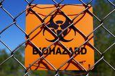 Risco biológico — Foto Stock