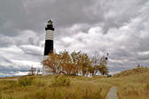 Big Sable Lighthouse — Stock Photo