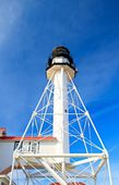 Whitefish Point Lighthouse — Stock Photo