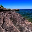 Lake Superior Blue — Stock Photo