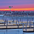 Harbor Sunrise — Stock Photo #44070257