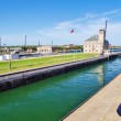 Soo Locks — Stock Photo #47426687