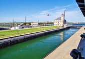 Soo Locks — Photo