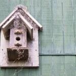 Rustic Birdhouse — Stock Photo #48174083