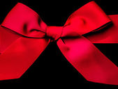 Big Red Bow — Stock Photo
