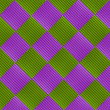 Pink and green metallic grid abstract background — Stock Photo #37776117