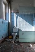 Old bathroom — Stock Photo
