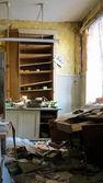 Messy room — Stock Photo