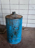 Oil drum — Stock Photo