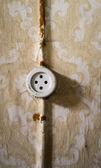 Antiguo socket — Foto de Stock