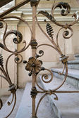 Old railing — Stock Photo