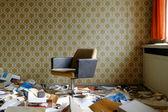 Chaos room — Stockfoto