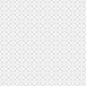 Monochrome abstract seamless pattern. Squares and lines. — Stock Vector