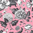 Beautiful vintage floral seamless pattern. — Stock Vector #37653085