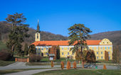 New Chopovo Monastery Serbia — Stock Photo