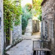 Old Town Budva Montenegro — Stock Photo