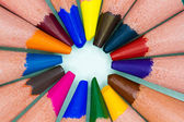 Crayons de couleur , — Stock Photo