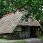 Historic German farm house — Stock Photo