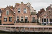 Holandský historický dům — Stock fotografie