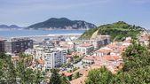 испания страна басков залив ларедо — Стоковое фото