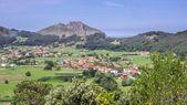 Bay of Laredo Basque country Spain — Photo