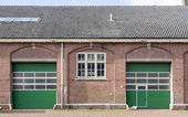 Prins Maurits Military complex — Stock Photo