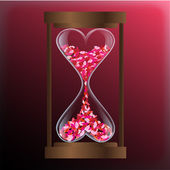 Time of love — Stock Photo
