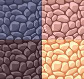 Stone pattern — Stock Vector