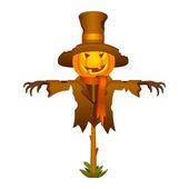 Scarecrow — Stock Vector